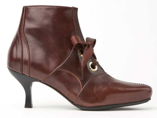 Hampstead Ankle Boots  |  Brown