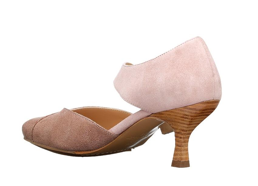 Windsor Pumps i pink fra Barbro Shoes 2