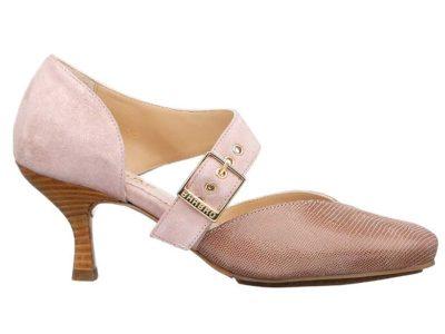 Windsor Pumps i pink fra Barbro Shoes