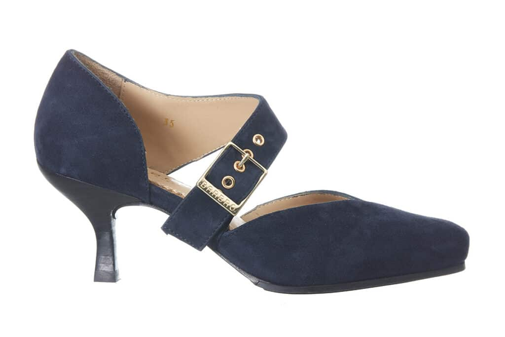 Blaa Windsor pumps Barbroshoes
