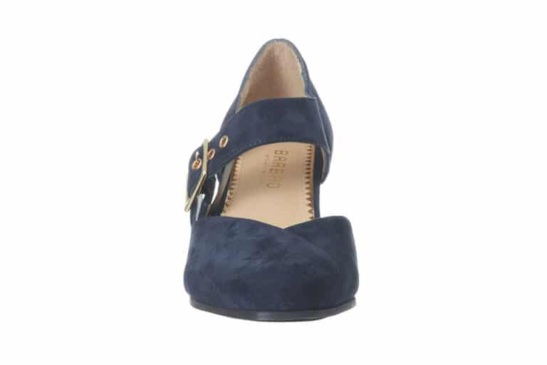 Blaa Windsor pumps Barbroshoes 1