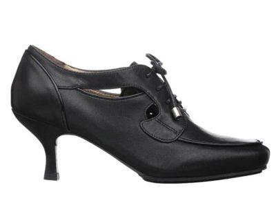 San Francisco pumps Sort fra Barbro Shoes 1