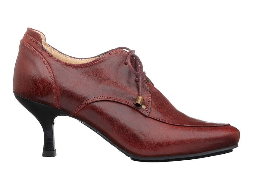 Washington DC pumps Vintage Rød fra Barbro Shoes 3