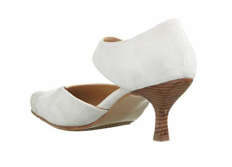 Windsor Pumps i Hvid fra Barbro Shoes 3