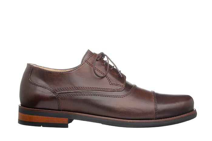 Apollon herresko brun Barbroshoes