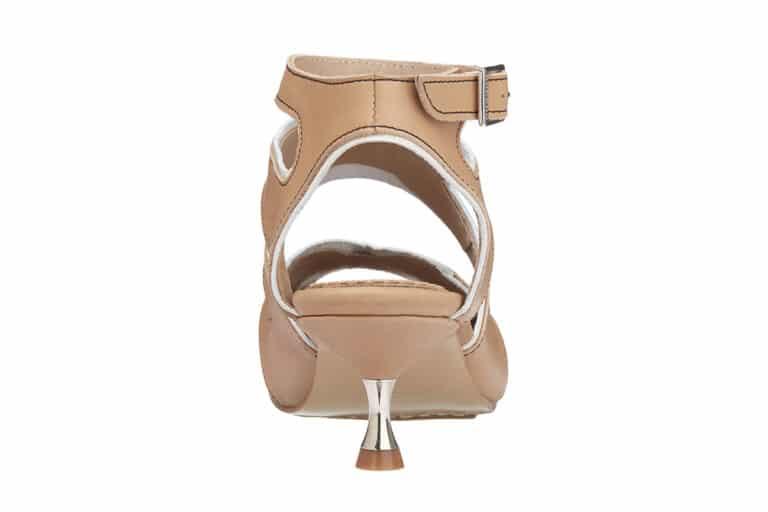 Firenze Beige sandal fra Barbroshoes4