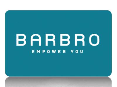 Gavekort Barbroshoes