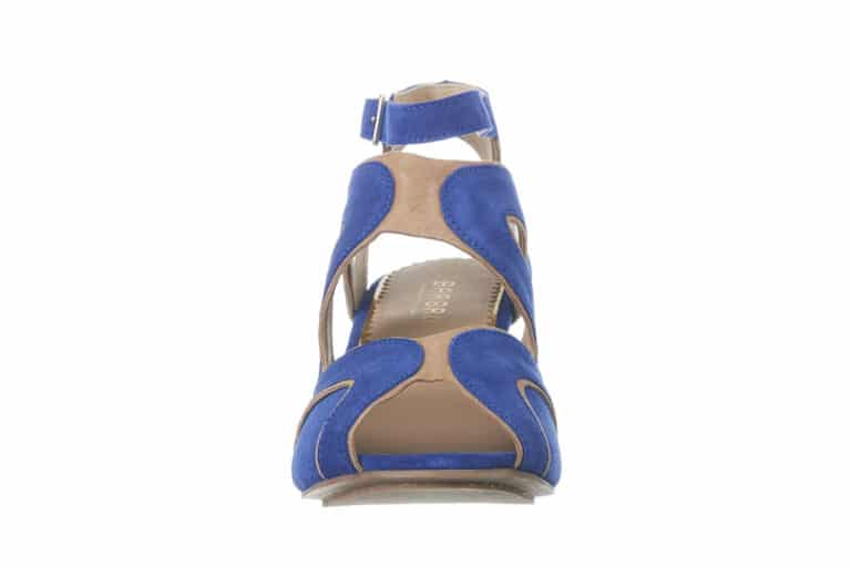 Sandal Firenze himmelblaa beige Barbroshoes 4