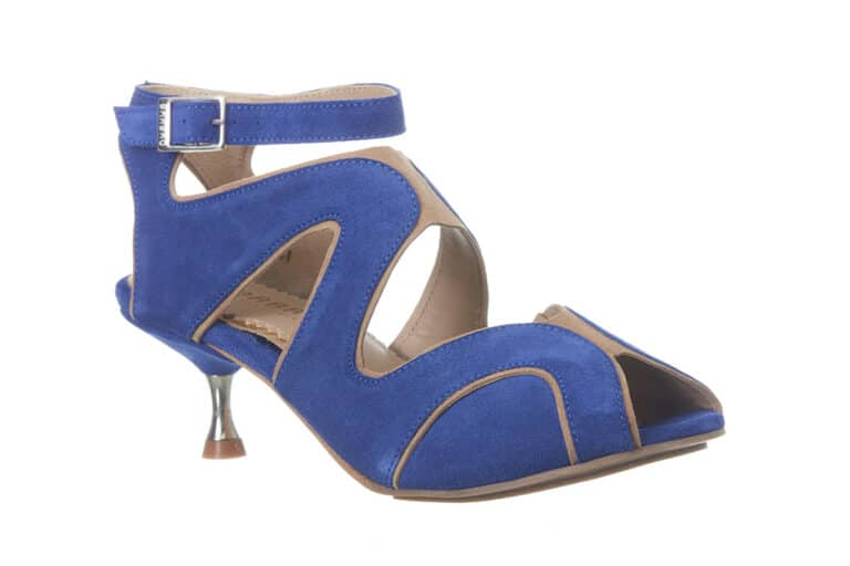 Sandal Firenze himmelblaa beige Barbroshoes 3