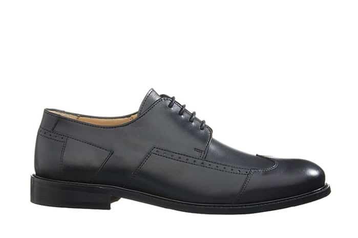 Dionysos herresko sort Barbro Shoes
