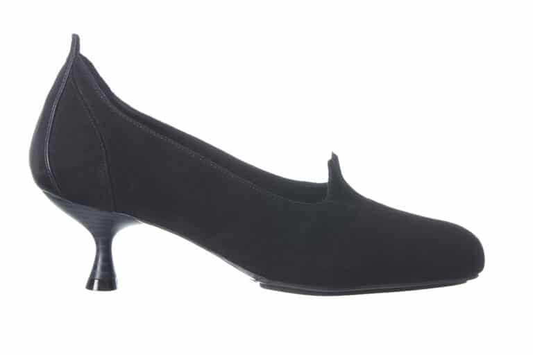 Sort Milano pumps Barbroshoes 1