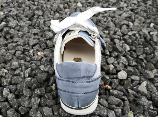 Sneakers Dlsport LYSEBLÅ